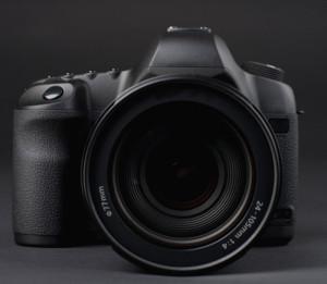 Stunning Black Video Camera
