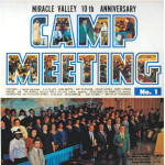 10th Anniversay Campmeeting (front)