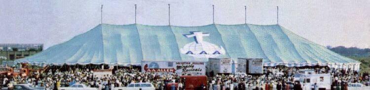 A. A. Allen Miracle Tent Crusades