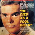 He Died as A Fool Dieth Album