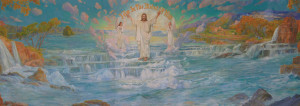 Miracle Valley Mural