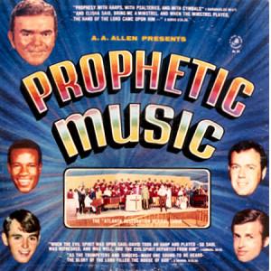 Prophetic Music Album