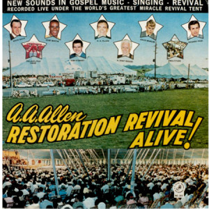 Restoration Revival Alive Allbum