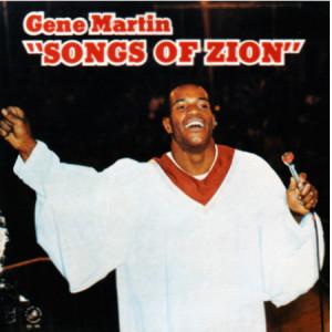 Songs of Zion Album (front)