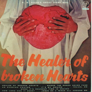 The Healer of Broken Hearts Album