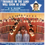 Troubles in the Land Album (front)