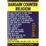 Bargain Counter Religion by A. A. Allen
