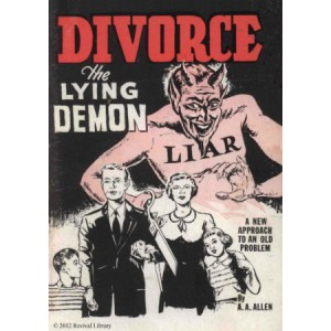 Divorce, the Lying Demon