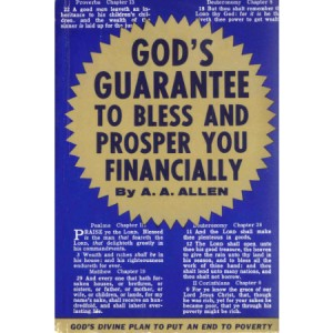 God's Guarantee to Bless You