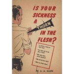 Is Your Sickness A Thorn In the Flesh?