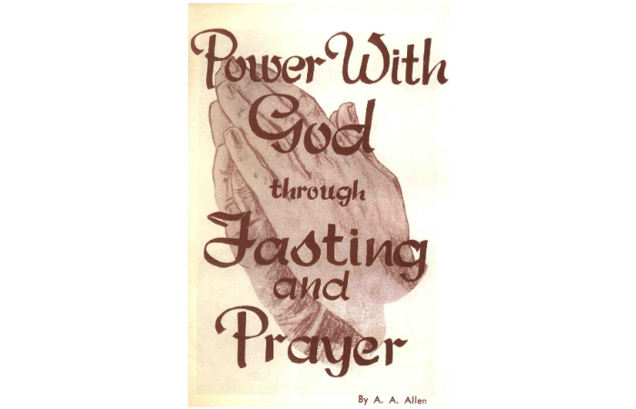 27 - Power With God Through Fasting and Prayer