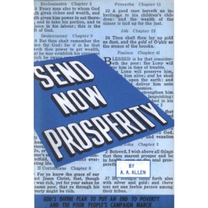 Send Now Prosperity