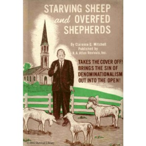Starving Sheep And Overfed Shepherds