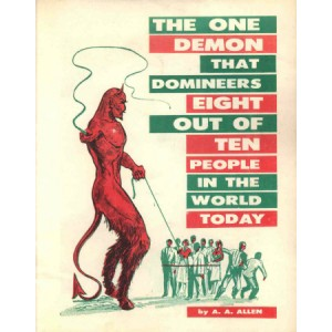 The One Demon That Domineers Eight Out Of Every Ten People In The World Today