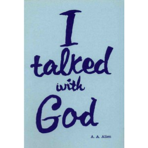 I Talked With God