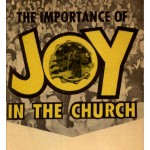The Importance of Joy In the Church