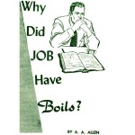Why Did Job Have Boils?