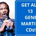 GET ALL 13 GENE MARTIN CDs!